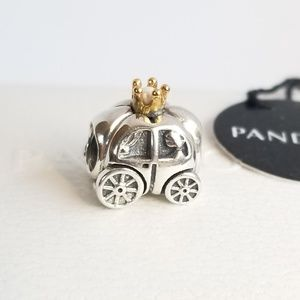 Pandora Royal Wedding Fantasy Carriage Bead Pearl